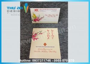 Ý nghĩa của việc in thiệp chúc mừng năm mới giá rẻ lấy ngay tại Hà Nội