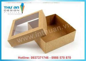 Thiết kế hộp thực phẩm siêu rẻ, đẹp