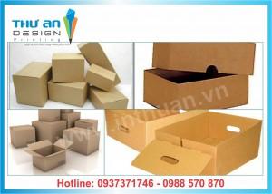 Mua hộp carton giấy giá rẻ tại Hà Nội