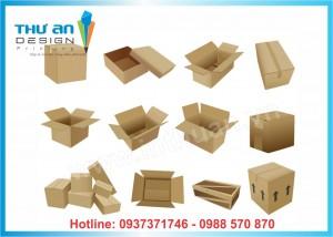 Sản xuất thùng carton chất lượng cao ở Hà Nội