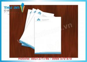 Xưởng in tiêu đề thư giá rẻ Hà Nội