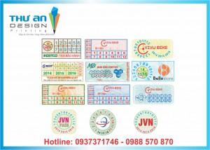 Địa chỉ in tem giá rẻ tại Hà Nội