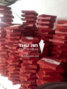 Dịch vụ in hộp quà Tết 2021 giá rẻ, Free thiết kế theo yêu cầu tại Hà Nội