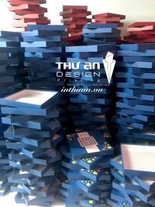 In Thư An - Xưởng sản xuất hộp quà Tết 2021 uy tín nhất miền Bắc