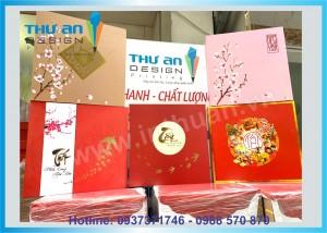 Quy trình sản xuất hộp quà Tết 2021 tại xưởng uy tín nhất Hà Nội
