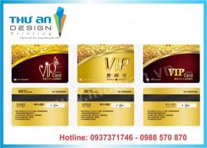 In thẻ nhựa VIP Hà Nội, In thẻ nhựa VIP Láng hạ