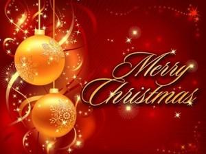 In thiệp Merry Christmas rẻ đẹp Ngã Tư Sở