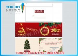 Thiết kế và in thiệp Noel 2021 giá rẻ và uy tín ở đâu?
