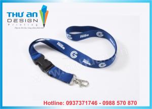Xưởng in dây đeo thẻ rẻ - chất lượng Hà Nội