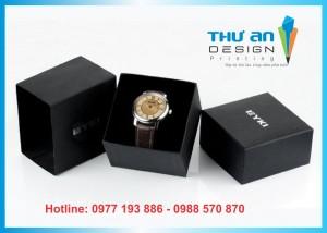 In hộp đồng hồ Hà Nội