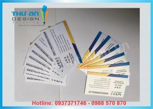 In name card giấy ánh trai giá tốt tại Hà Nội