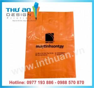 Xưởng in túi nilon giá rẻ, chất lượng Láng Hạ