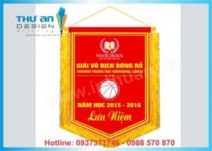 Chuyên in cờ lưu niệm chất lượng, giá rẻ tại Thanh Xuân