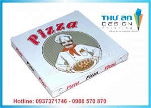 In hộp Pizza đẹp Láng Hạ, hộp pizza Thái Hà