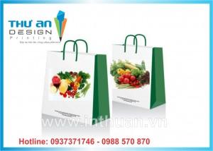 Địa chỉ in túi đựng hoa quả rẻ đẹp Hà Nội