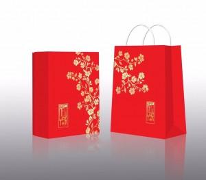 Vỏ hộp quà tết có sẵn Hà Nội