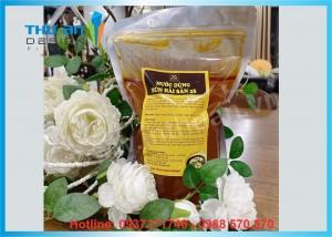 Túi zipper bạc đựng nước lẩu, trà sữa, thực phẩm khô giá rẻ