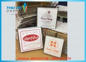 Xưởng hộp Pizza có sẵn giá rẻ toàn quốc
