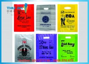 In túi nilon cho shop quần áo giá rẻ tại Thanh Xuân