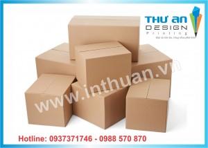 Địa chỉ xưởng sản xuất Hộp giấy ship cod Láng Hạ