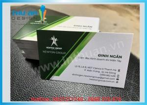 In card visit giá tốt tại Thái Hà, Làm card visit thiết kế miễn phí ở Thanh Xuân
