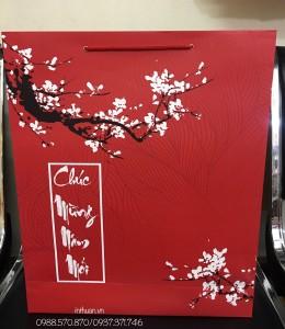 Túi giấy đựng quà tết có sẵn 2020