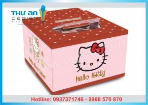 In vỏ hộp bánh sinh nhật đẹp, giá rẻ tại Thanh Xuân