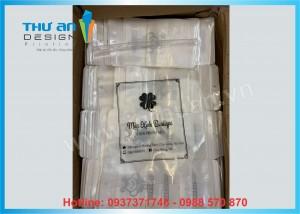 Địa chỉ sản xuất túi zipper giá rẻ đầy đủ các loại, các size theo yêu cầu