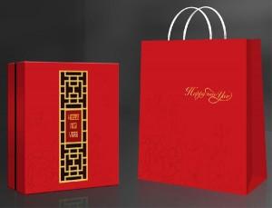 Vỏ hộp đựng quà tết có sẵn Hà Nội