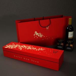 Vỏ hộp đựng quà tết có sẵn Đống Đa