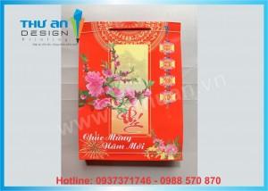 Túi đựng quà tết giá rẻ, uy tín, chất lượng tại Hà Nội