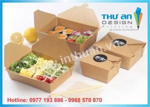 Đại lý cung cấp hộp đựng thực phẩm có sẵn, giá rẻ