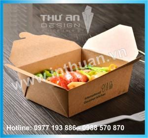 Xưởng sản xuất hộp thực phẩm