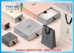In hộp giấy mỹ phẩm | Thẩm mỹ - Tinh tế - Chắc chắn
