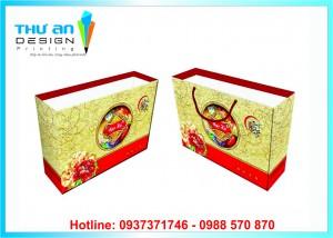 Túi giấy đựng quà tết đẹp Hà Nội