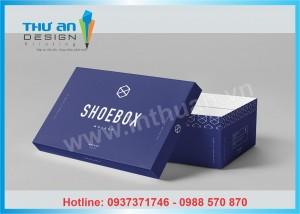 In hộp giấy đựng giày nam nữ chất lượng tại Đống Đa