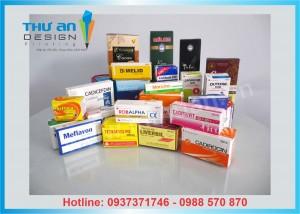 In hộp thuốc giá rẻ, chất lượng cao tại Đống Đa
