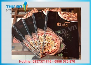 In menu giá rẻ lấy ngay tại Hà Nội