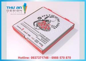 Đại Lý Vỏ Hộp Pizza Giá Rẻ Tại Ba Đình