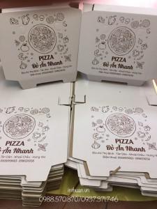 Địa chỉ bán hộp đựng pizza có sẵn Hà Nội