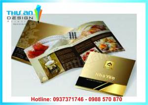 Địa chỉ in Catalogue giá rẻ Hà Nội