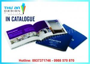 In catalogue nhanh, giá rẻ, chất lượng tại Hà Nội