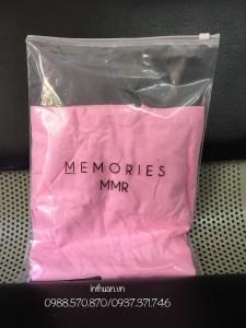 Túi zip kéo đựng quần áo giá rẻ Hà Nội