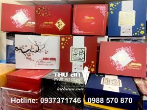 Địa chỉ cung cấp vỏ hộp quà tết bán sẵn 2020
